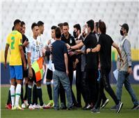 أول تعليق من الاتحاد البرازيلي بعد إلغاء المباراة مع الأرجنتين