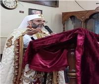 الأنبا دانيال يزور كنيسة القديس يوسف بالزقازيق