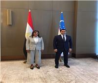 وزيرة التخطيط: الحكومة تقوم بدور كبير في تعزيز الشراكة مع القطاع الخاص