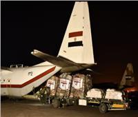 مصر ترسل ثاني رحلات جسر المساعدات الإنسانية الجوي للأشقاء السودانيين
