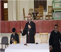 الاحتفال بالذكرى الثانية للسيامة الأسقفية للأنبا دانيال