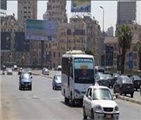 الحالة المرورية.. انتظام حركة السيارات في الدائري ووسط البلد والمحور