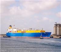 رئيس هيئة ميناء دمياط يعلن استقبال الناقلة AMADI