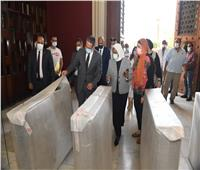 السياحة: الانتهاء من تركيب ماكينات الدفع الإلكتروني بالمتحف المصري بالتحرير