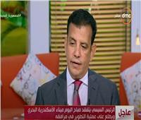 كاتب صحفي: مصر هي عصب الاقتصاد القومي  فيديو