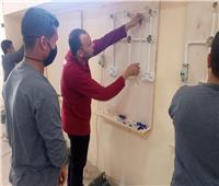 جهاز تنمية المشروعات ينظم دورات تدريبية حرفية مجانية في سوهاج