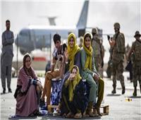 الإدارة الأمريكية تتيح تصوير قاعدة تابعة للجيش تؤوي أفغانين تم إجلاؤهم