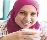 «قهوتك معي».. فنجان ودردشة