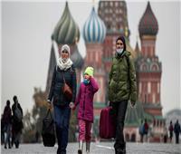 روسيا تُسجل 18 ألفًا و24 إصابة و797 وفاة بفيروس كورونا