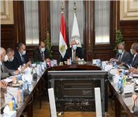 وزير الزراعة يترأس اجتماع لجنة مشروع تعزيز الموائمة في البيئات الصحراوية