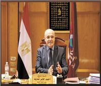 رئيس جامعة الفيوم السابق: سياستنا جعل النيل مصدرًا للتآخي