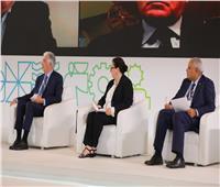 البنك الافريقي يشدد في منتدى مصر للتعاون الدولي بتأمين الغذاء الافريقي
