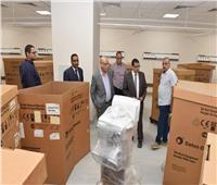 «تحيا مصر» يدعم مستشفى سوهاج الجديد بـ32 ماكينة غسيل كلوي و20 حضّانة