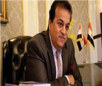 وزير التعليم العالي يستعرض قواعد التحويل بين الجامعات الخاصة والأهلية