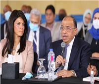 وزير التنمية المحلية يعرض تجربة مصر في «حياة كريمة» مع المجتمع العالمي