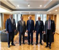 «اتحاد الصناعات» يبحث مع نظيره العراقيسبل تفعيل الاتفاقيات المشتركة