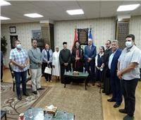 الأنبا دانيال: وثيقة الأخوة الإنسانية لتدعيم الروابط بين الشعب المصري