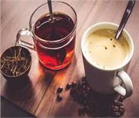 """""""سكلانس المزاج"""".. تعرف علي أضرار الشاي والقهوة معًا"""