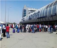 انتظام الإقلاع والهبوط.. 171 رحلة جوية وصلت مطار القاهرة.. الخميس
