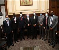 مصر وناميبيا يبحثان تعزيز التعاون الزراعي بين البلدين