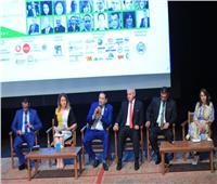 المؤتمر الدولي للمناخ الأخضر يكشف أضرار المخلفات الخطرة على صحة الإنسان