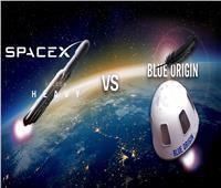 سباق الفضاء يشتعل بين «أمازون» و«سبيس اكس»