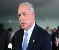 المالكي: اعتماد مشاريع القرارات الفلسطينية بالإجماع من وزراء الخارجية العرب