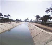 سوهاج: الانتهاء من تبطين 21 ترعة بطول 90 كيلو متر بنطاق المحافظة