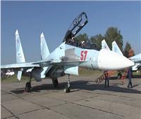 مقاتلات تابعة لسلاحي الجو الروسي والبيلاروسي تقوم بمناوبة مشتركة للحدود