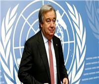 الأمين العام للأمم المتحدة يحذر من انهيار الاقتصاد في أفغانستان و ظهور الإرهاب