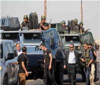 مصدر أمنى ينفي تعرض كمين لهجوم إرهابي ومقتل مجندين بشمال سيناء