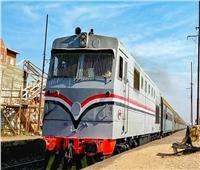 السكة الحديد: تأخر حركة القطارات على خطوط الصعيد 90 دقيقة