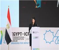منتدى مصر للتعاون الدولي يختتم نسختة الأولى