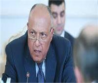 وزير الخارجية: الاستراتيجية الوطنية وضعت وفق منهج علمي لخدمة حقوق الإنسان