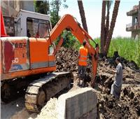 محافظ سوهاج: تنفيذ 457 مشروعا للصرف الصحي بقرى «حياة كريمة»