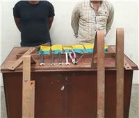 القبض على مسجلين خطر لسرقتهما محولات الكهرباء بمصر القديمة