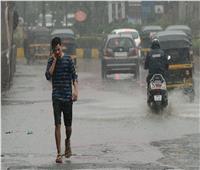 الهند تشهد أغزر أمطار منذ 46 عامًا.. وتأخر الرحلات الجوية وتعطل المرور