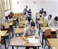 طلاب الثانوية يبدأون امتحان الجيولوجيا والرياضيات البحتة الدور الثاني