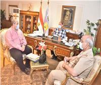 محافظ أسيوط يوجه بتوفير الأراضي المطلوبة لمشروعات تطوير الريف المصري