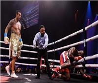 علق عليه ترامب.. مقاتل يهزم بطل العالم في الملاكمة بالقاضية
