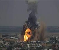 الطيران الحربي الإسرائيلي يشن سلسلة غارات على مواقع في قطاع غزة