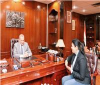حوار  رئيس صندوق التنمية الحضرية يكشف موعد تسليم المشروعات البديلة