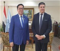 لتعريف الشعبين بحضارتهما العريقة.. تعاون إعلامي بين مصر وكازاخستان