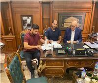 رسمياً.. المصري يعلن التعاقد مع التونسي معين الشعباني