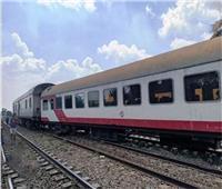 حركة القطارات  70 دقيقة متوسط تأخيرات القطارات بين طنطا ودمياط.. اليوم