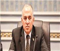وزير الري يكرم العاملين بالمشروع القومي لتأهيل الترع بالمنيا