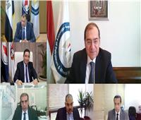 وزير البترول: تطويرالموانئ جزء من التحول لمركز إقليمي للتجارة والتداول