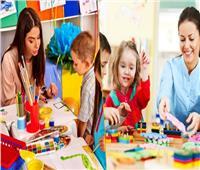 حظر الواجبات المدرسية.. 7 تعليمات جديدة من التعليم بشأن صفوف رياض الأطفال