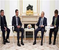خلال استقباله الأسد.. بوتين: مشكلة سوريا الوجود غير الشرعي للقوات الأجنبية