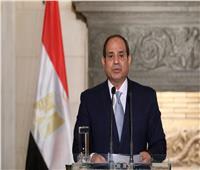 السيسي يشاهد فيلما تسجيليا عن تقرير التنمية البشرية لمصر